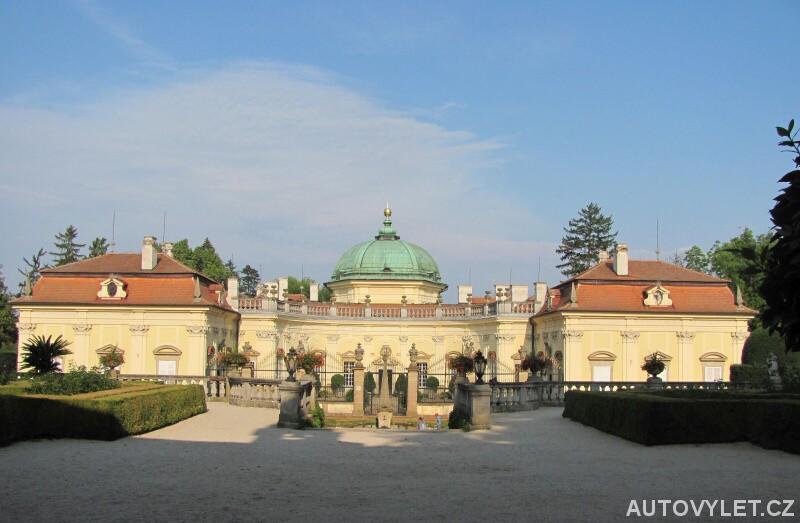 Státní zámek Buchlovice