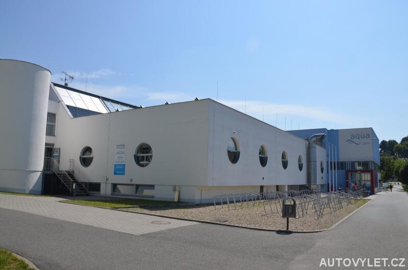 Aquapark Uherské Hradiště - vstup