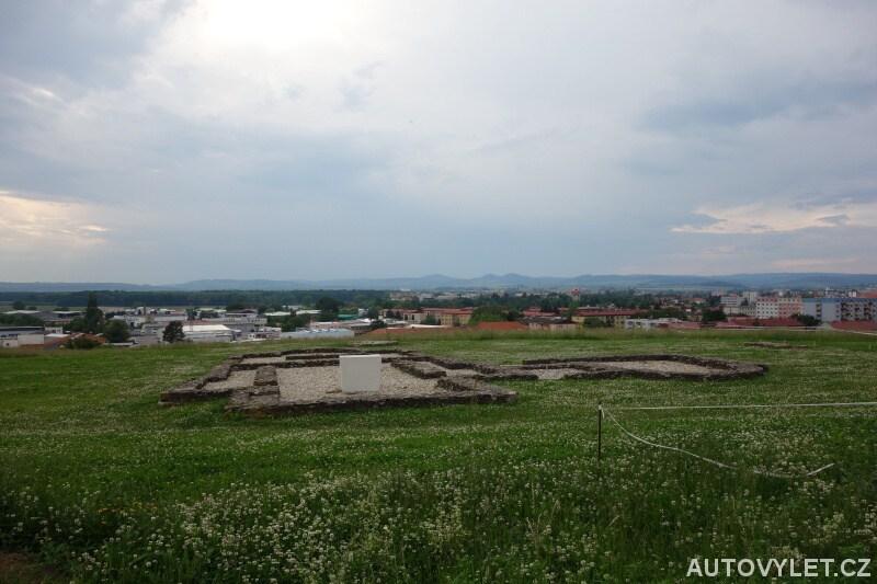 Archeologické naleziště Sady - Uherské Hradiště