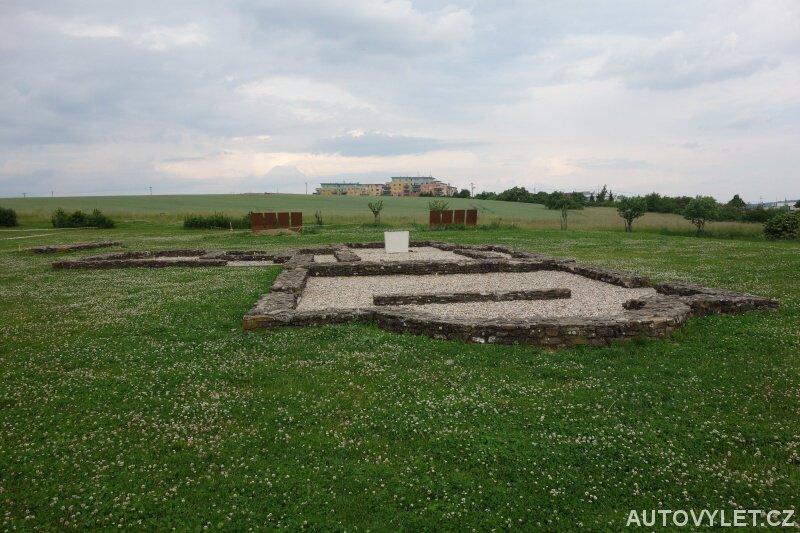 Archeologické naleziště Sady - Uherské Hradiště 4