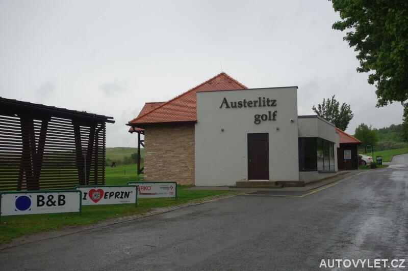 Austerlitz golf Slavkov