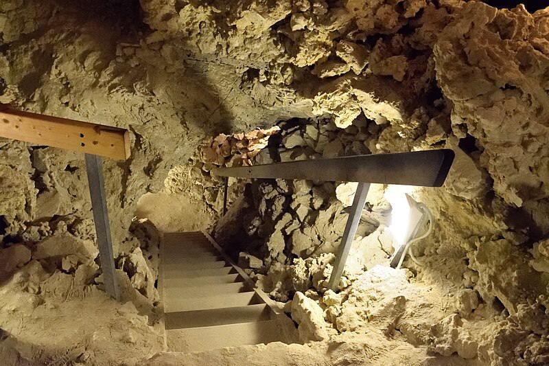 Jeskyně Na Turoldu Mikulov