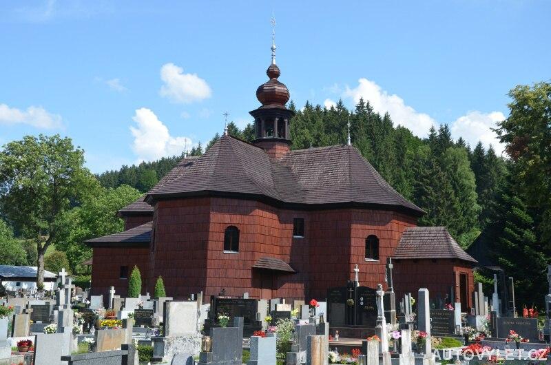 Kostel Velké Karlovice