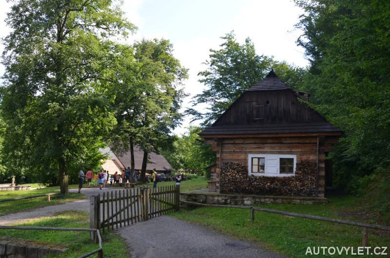 Mlýnská dolina - Valašské muzeum v přírodě