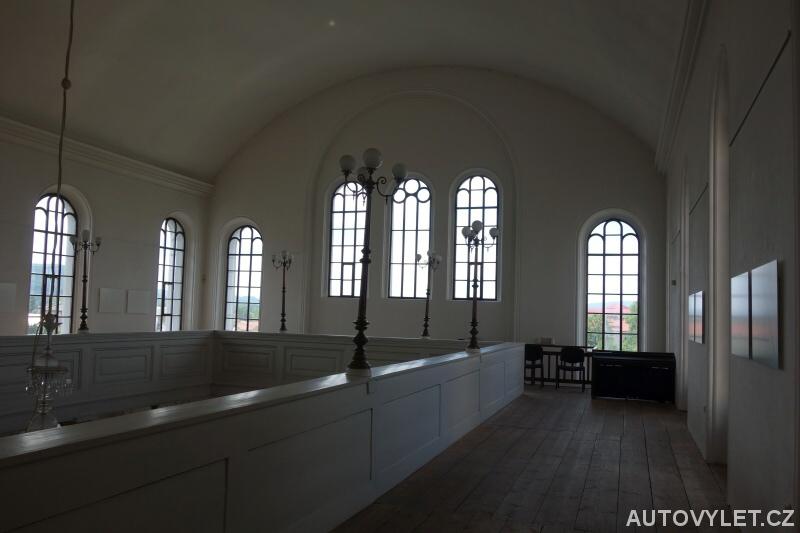 Synagoga Hranice 2