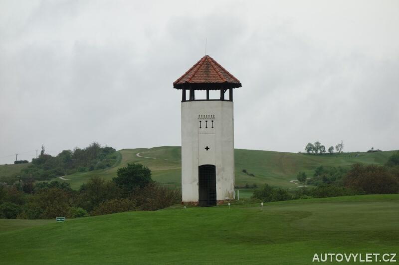 Vyhlídková věž Slavkov u Brna