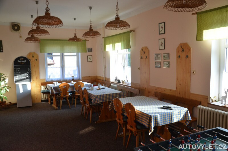 Penzion pod Ždánovem restaurace