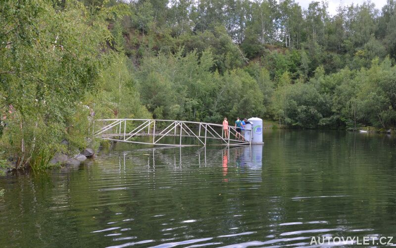 Podvodní pozorovací kabina Mrákov 2
