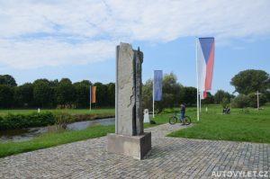 Trojmezí Česko Polsko Německo