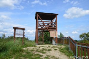 Vyhlídková věž Tlumačov u Domažlic