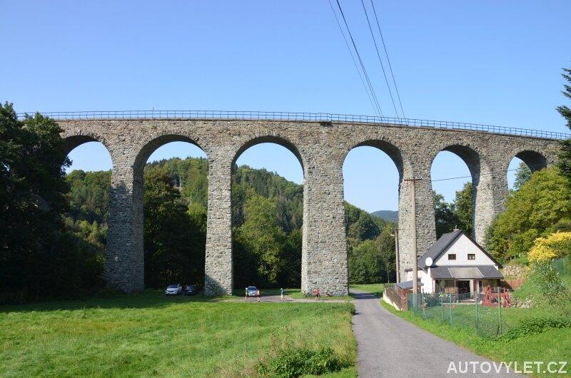 Kryštofovo údolí viadukt
