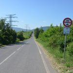 Zákaz vjezdu u jezera Milada - vjezd jen na povolenku