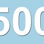 Již 500 článků si zde můžete přečíst