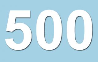 500 článků autovýlet