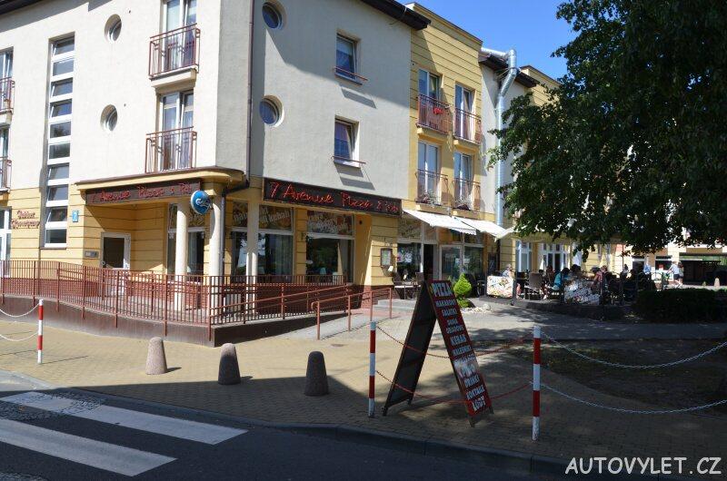 7 Avenue Pizza Miedzyzdroje Polsko 2