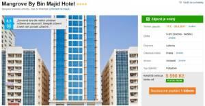 Mangrove by bin majid hotel sae
