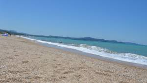 Acharavi beach Recko Korfu