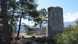 Acropolis Thassos Řecko 2