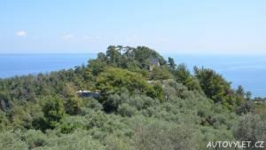 Acropolis Thassos Řecko 3