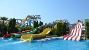 action aquapark sunny beach bulgaria