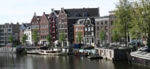 amsterdam grachty