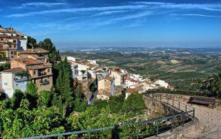 Andalusie Španělsko