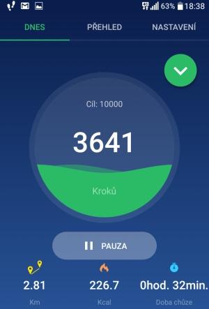 aplikace krokoměr do mobilu nejlepší pro android 3