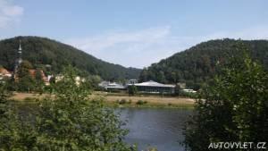 Aquapark Bad Schandau Německo