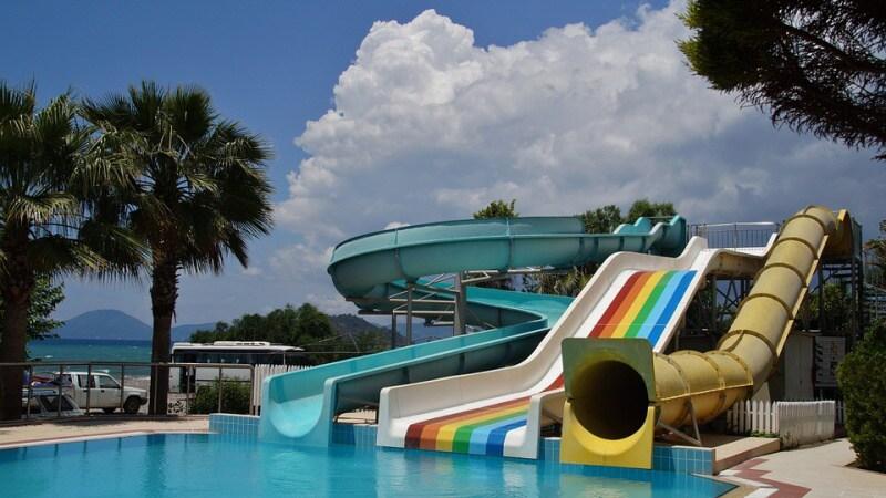 aquapark u hotelu