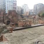 Archeologické naleziště Soluň Řecko