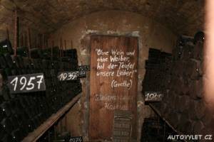 Archívní vína - Loisium Rakousko
