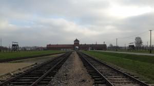 auschwitz osvětim koncentrační tábor