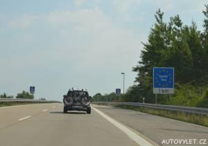 Autem do Polska po dálnici