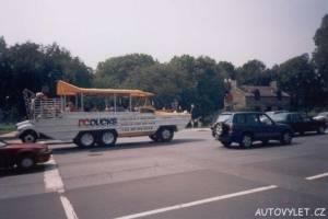 Auto loď - USA