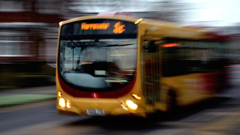 Autobus MHD v Čr zdarma