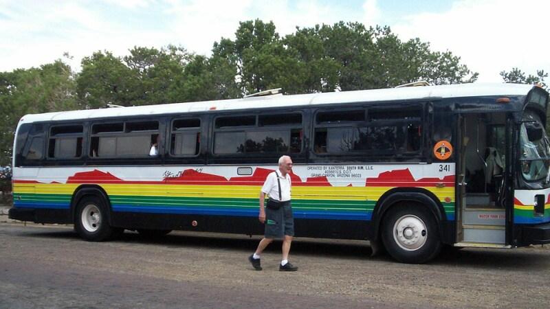 autobus poznávací zájezd