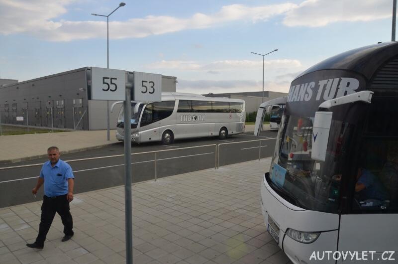 autobus v bulharsku