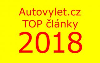 Autovýlet TOP články 2018