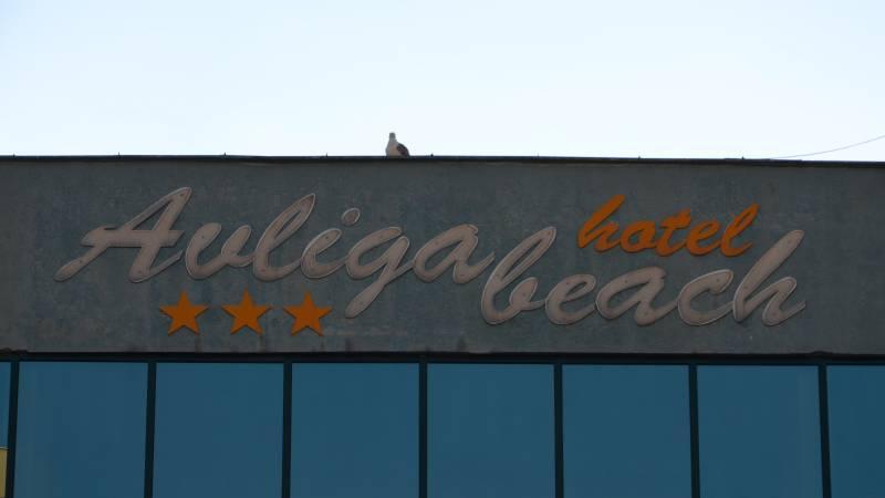 avliga beach hotel slunečné pobřeží bulharsko ubytování