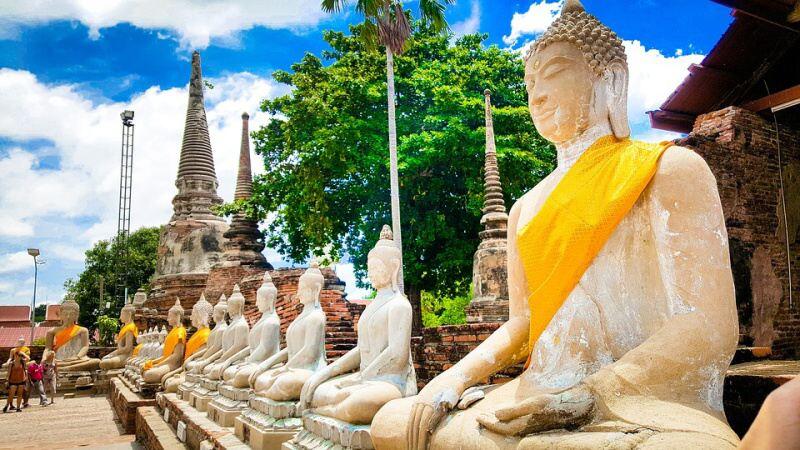 ayutthaya thajsko