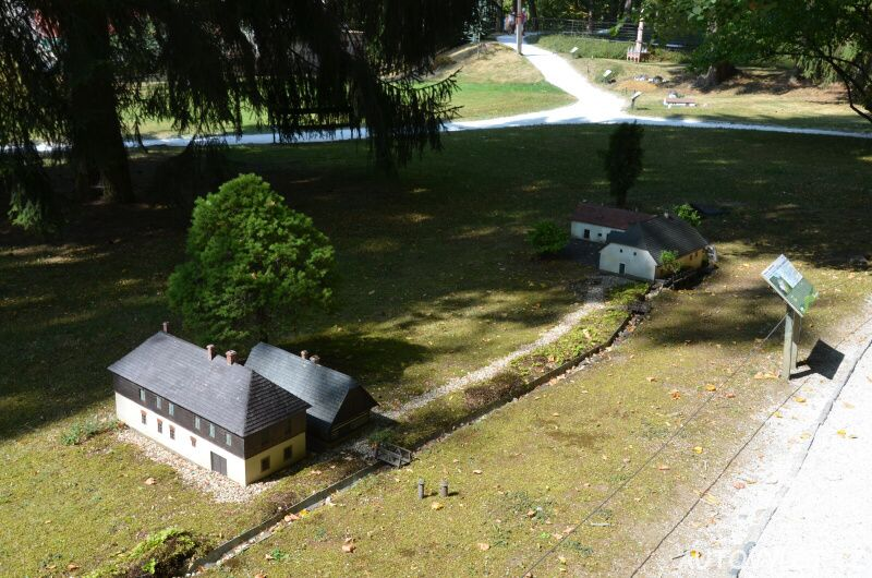 Babiččino údolí - Boheminium Park Mariánské Lázně