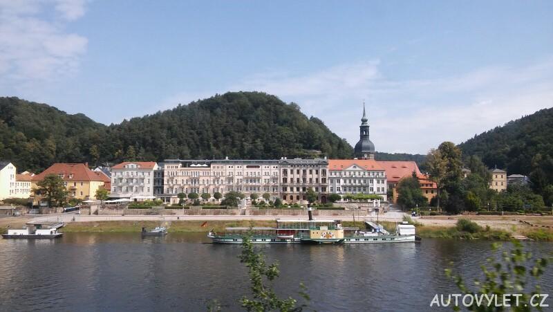 Bad Schandau město Německo