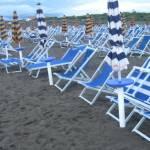 Baia Domizia je městečko nedaleko Neapole