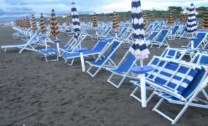 baia domizia itálie