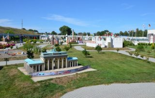Baltycki Park Miniatur - Miedzyzdroje Polsko