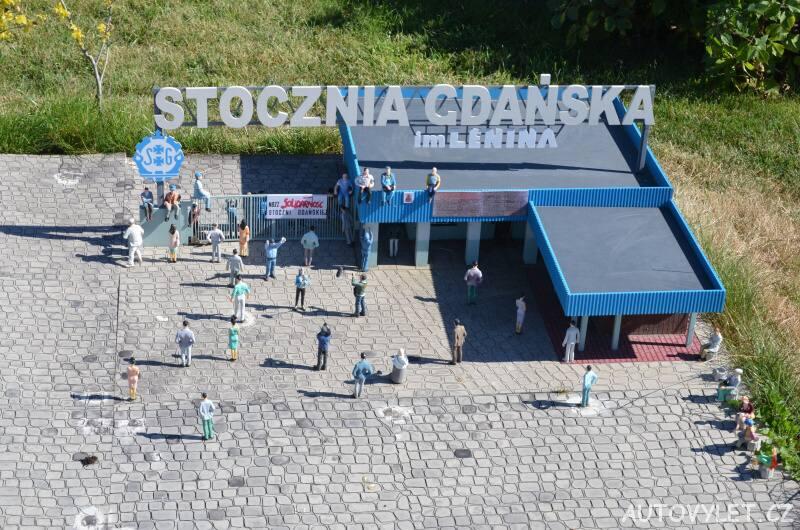 Baltycki Park Miniatur - Miedzyzdroje Polsko 2
