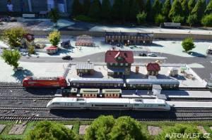 Baltycki Park Miniatur - Miedzyzdroje Polsko 3