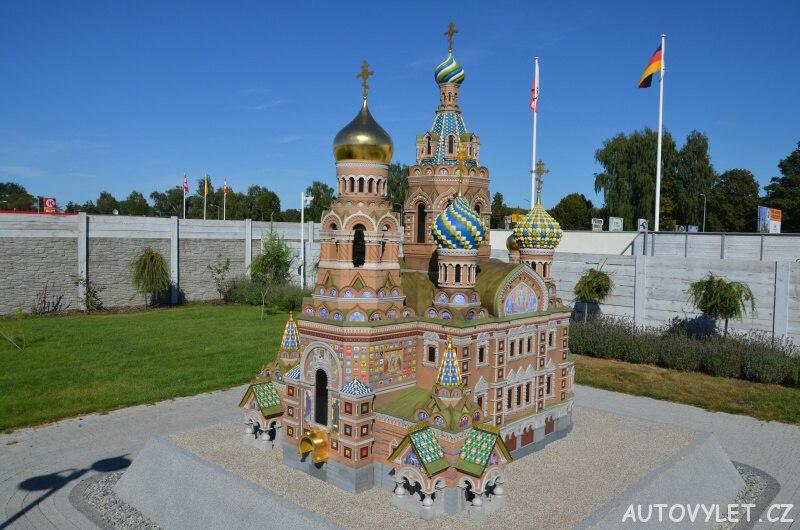 Baltycki Park Miniatur - Miedzyzdroje Polsko 5