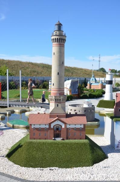 Baltycki Park Miniatur - Miedzyzdroje Polsko 6
