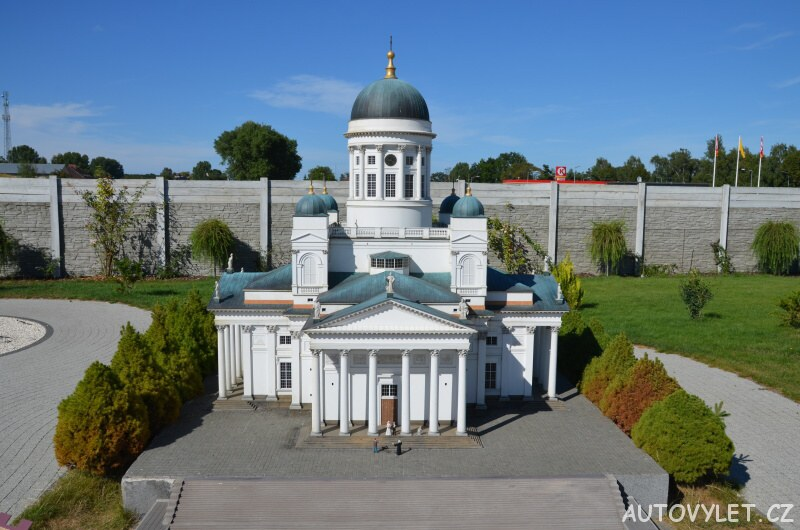 Baltycki Park Miniatur - Miedzyzdroje Polsko 9